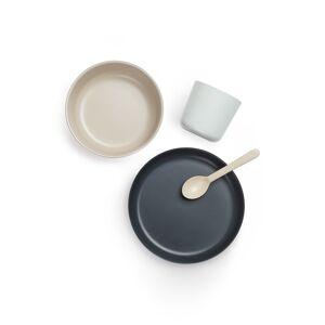 Ekobo Bambino Kids' Dish Set, Size One Size - Grey