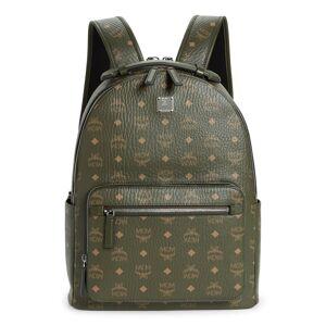 MCM Men's Mcm Stark 40 Visetos Backpack - Green
