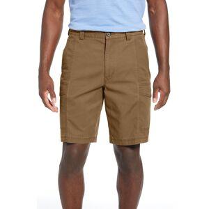 Tommy Bahama Men's Tommy Bahama Key Isles Cargo Shorts, Size 33 - Brown