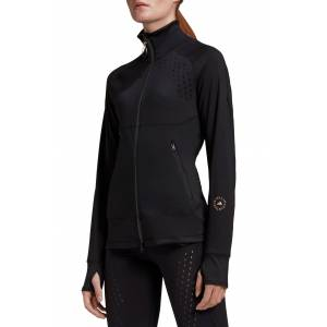 adidas by Stella McCartney Women's Adidas By Stella Mccartney Truepurpose Midlayer Jacket, Size X-Small - Black