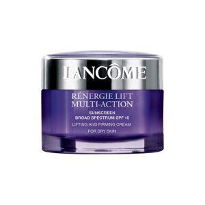 Lancome Renergie Lift Multi Action Moisturizer Cream Spf 15 For Dry Skin, Size 1.7 oz