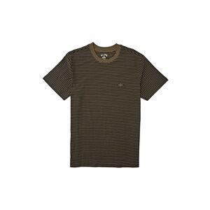 Billabong Boy's Billabong Stripe T-Shirt, Size XL - Green