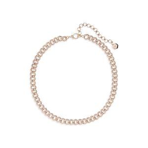 SHAY Women's Shay Medium Pave Diamond Link Necklace