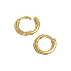 Madewell Women's Madewell Skinny Huggie Hoop Earrings