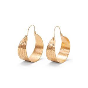 Petit Moments Women's Petit Moments Terrain Hoop Earrings