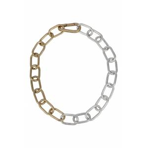 AllSaints Women's Allsaints Chunky Chain Link Statement Necklace