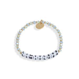 Pro-Ject Women's Little Words Project Limitless Stretch Bracelet