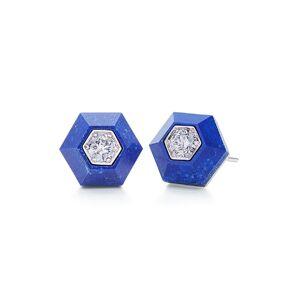 Fred Leighton Women's Fred Leighton Hexagonal Diamond Stud Earrings
