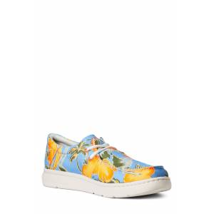 Ariat Men's Ariat Hilo Sneaker, Size 11 W - Blue