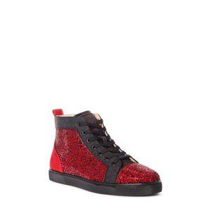 Christian Louboutin Men's Christian Louboutin Louis Orlato High Top Sneaker, Size 10US - Red