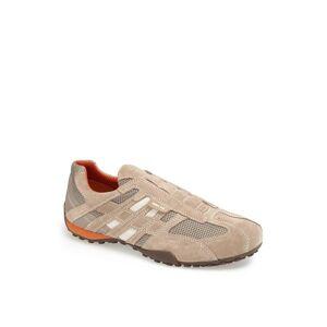 Geox Men's Geox 'Uomo Snake 96' Sneaker, Size 42 EU - Beige