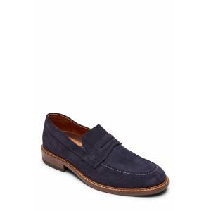 Rockport Men's Rockport Kenton Penny Loafer, Size 11.5 M - Blue