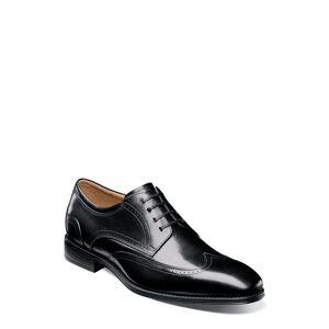 Florsheim Men's Florsheim Cardinelli Wingtip, Size 10 M - Black