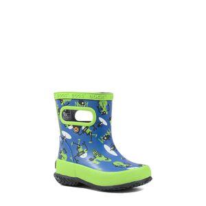 Bogs Infant Bogs Skipper Dragonfly Waterproof Rain Boot, Size 4 M - Blue