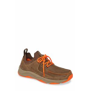 Ariat Men's Ariat Country Mile Sneaker, Size 8.5 M - Brown