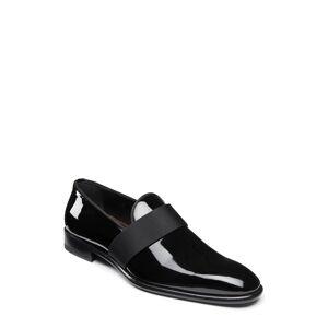 Santoni Men's Santoni Isomer Loafer, Size 9.5 D - Black