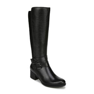 Naturalizer Women's Naturalizer Dale Waterproof Knee High Boot, Size 8 Wide Calf M - Black