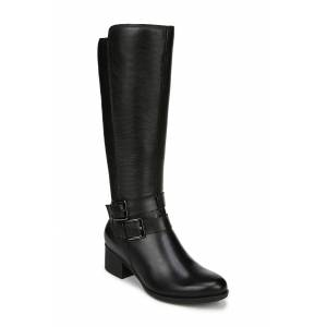 Naturalizer Women's Naturalizer Dale Waterproof Knee High Boot, Size 8.5 Wide Calf M - Black
