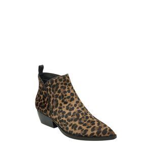Marc Fisher LTD Women's Marc Fisher Ltd Obrra Pointy Toe Bootie, Size 5.5 M - Brown