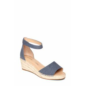 Rockport Women's Rockport Marah Two-Piece Ankle Strap Sandal, Size 10 M - Blue