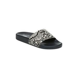 Dr. Scholl's Women's Dr. Scholl's Pisces Slide Sandal, Size 9 M - White