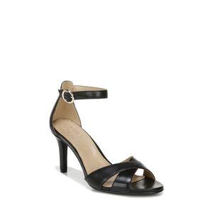 Naturalizer Women's Naturalizer Keyson Ankle Strap Sandal, Size 11 W - Black