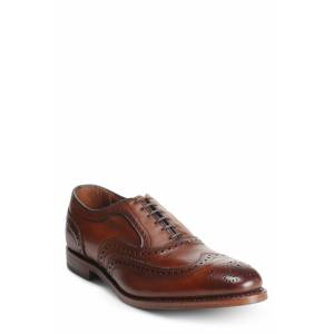 Allen Edmonds Men's Allen Edmonds Mcallister Wingtip, Size 10.5 EEE - Brown