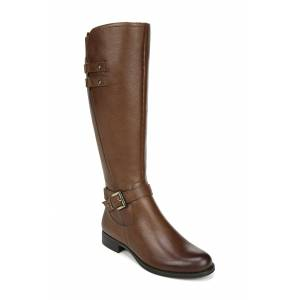 Naturalizer Women's Naturalizer Jackie Tall Riding Boot, Size 6.5 Wide Calf W - Brown