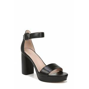 27 Edit Women's 27 Edit Briar Platform Sandal, Size 8.5 W - Black