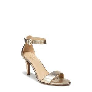 Naturalizer Women's Naturalizer Kinsley Ankle Strap Sandal, Size 7.5 W - Metallic