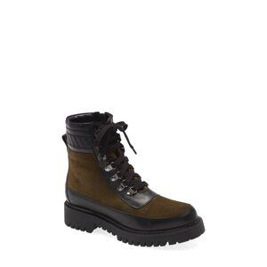 Aquatalia Women's Aquatalia Johanna Waterproof Hiker Boot, Size 8.5 M - Green