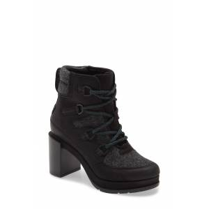 SOREL Women's Sorel Blake Waterproof Lace-Up Boot, Size 8 M - Black