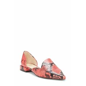 Vince Camuto Women's Vince Camto Cruiz D'Orsay Flat, Size 7.5 M - Pink