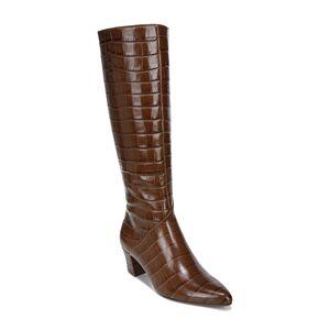 Naturalizer Women's Naturalizer Melanie Knee High Boot, Size 7.5 Wide Calf W - Brown
