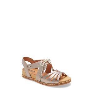 PIKOLINOS Women's Pikolinos Marazul Sandal, Size 11US - Metallic