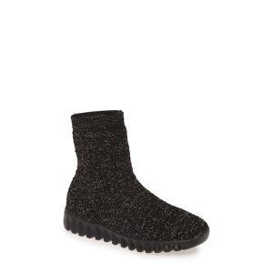 bernie mev. Women's Bernie Mev. Keyla Sock Bootie, Size 11US - Black