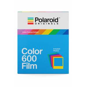 Polaroid 600 Color Frames Instant Film, Size One Size - Yellow