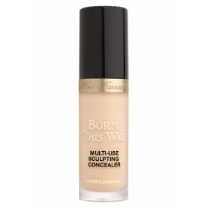 Too Faced Born This Way Super Coverage Multi-Use Concealer, Size 0.5 oz - Nude