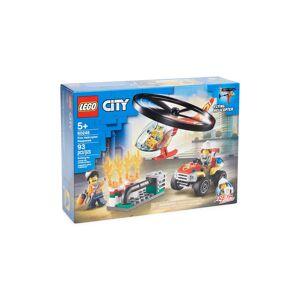 LEGOR Boy's Lego City Fire Helicopter Response - 60248