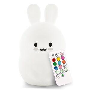 Lumipets Bunny Night Light, Size One Size - White