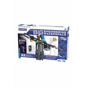Thames & Kosmos The Big Engineering Makerspace Kit