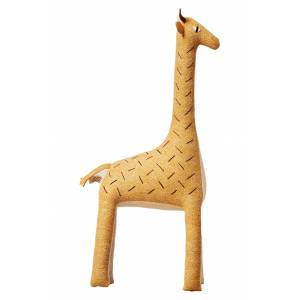 Goodee X Carapau Ziffa The Nubian Giraffe Wool Plush Toy