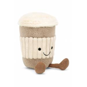 Jellycat Toddler Jellycat Amusable Coffee To Go Plush Toy