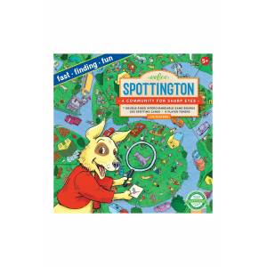 Eeboo Spottington Game