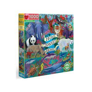 Eeboo Planet Earth 1000-Piece Puzzle