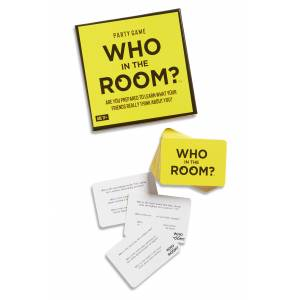 Hygge Games Who In The Room Game