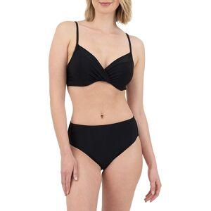 Nine West Women's Wrap Bikini Top - Black - Size XXL  Black  female  size:XXL
