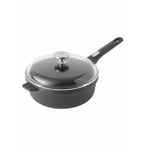 Berghoff Gem Nonstick Covered Sauté Pan  NO COLOR  Not Applicable  size:One Size