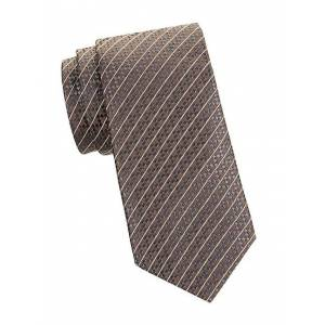 Giorgio Armani Geometric Silk Tie