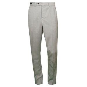 Ted Baker Men's Jerome Wool Pants - Light Grey - Size 40 R  Light Grey  male  size:40 R